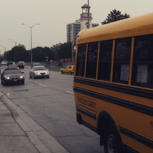 2015-09-08 school bus lighthouse