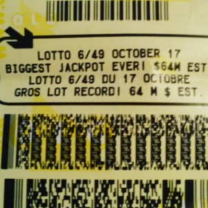 2015-10-18 lotto 649 jackpot