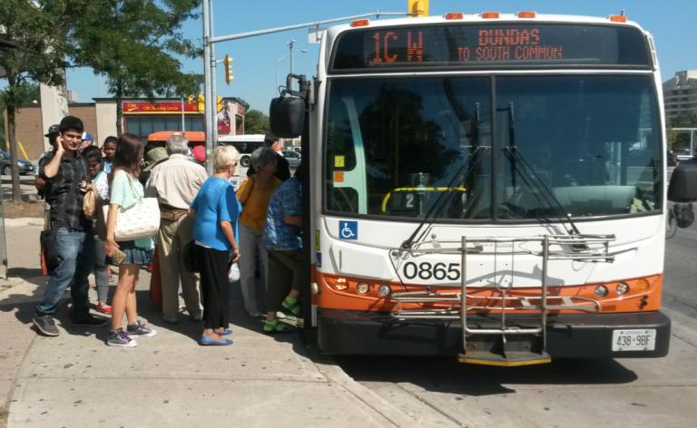 miway bus 1