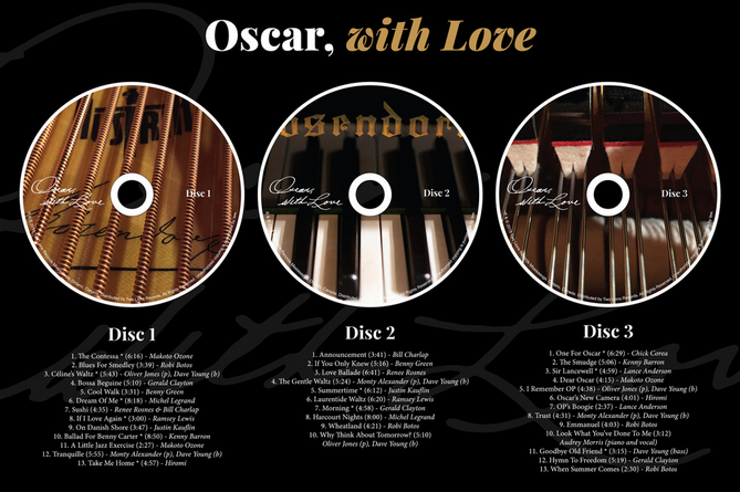 oscar with love