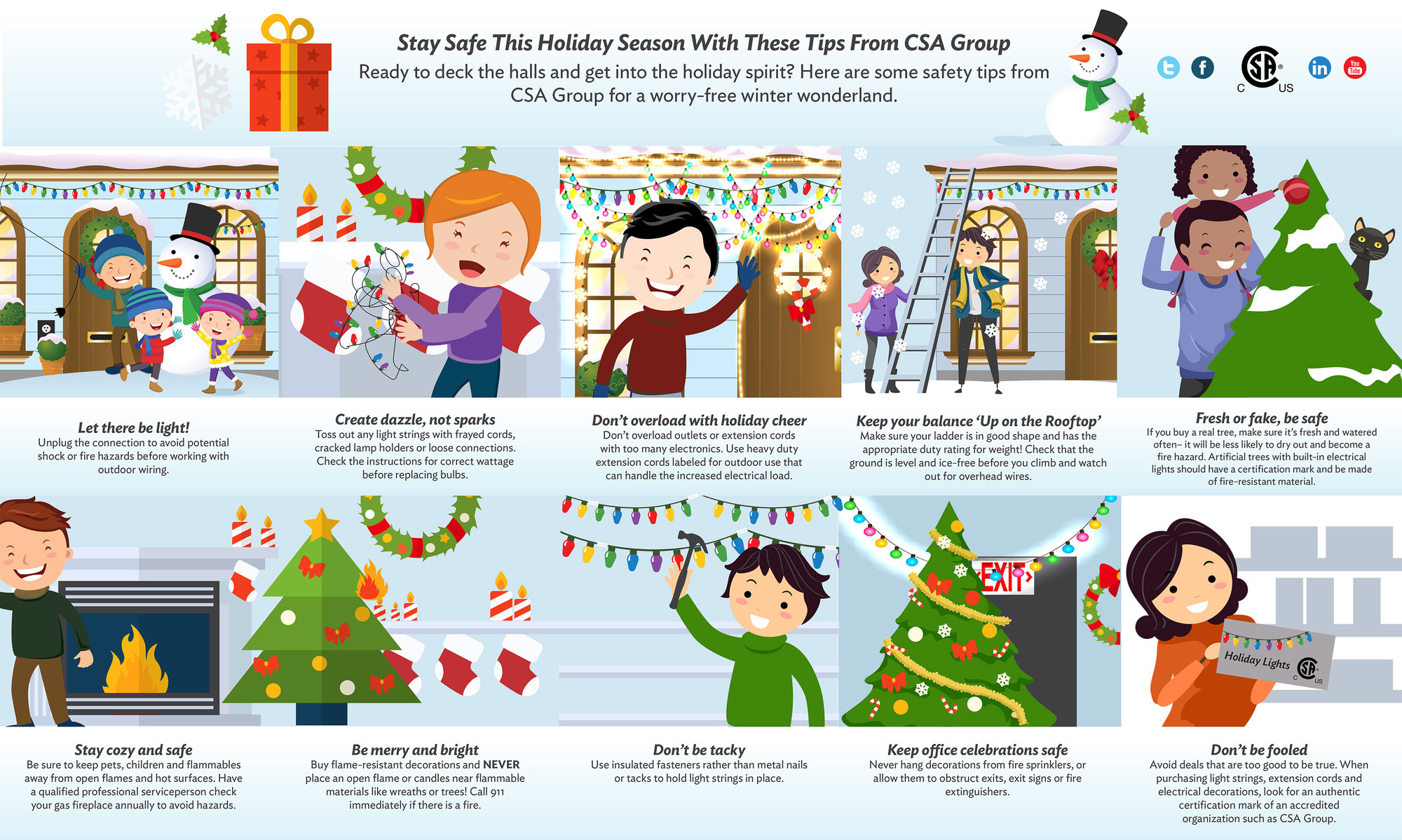 merry not scary christmas decorating tips