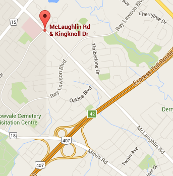 McLaughlin-Kingknoll in Brampton