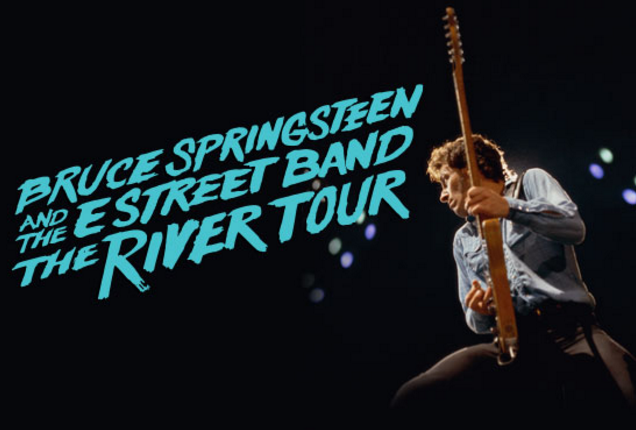 (Screenshot: brucespringsteen.net)