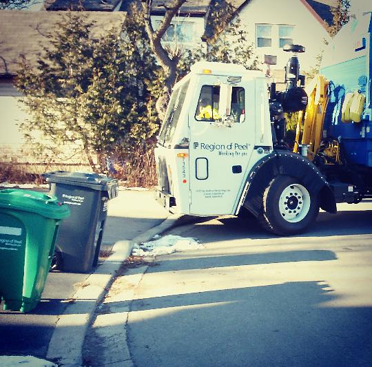 Beware Of Transponder Tag Scam For Peel Garbage Carts