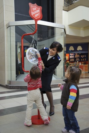 The Salvation Army raised more than $22 million through its Christmas Kettle campaign. (Photo: The Salvation Army)