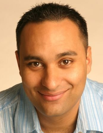 Russell Peters is hosting the opening of the new Harry Rosen store at Square One in downtown Mississauga. (Photo: imdb.com)