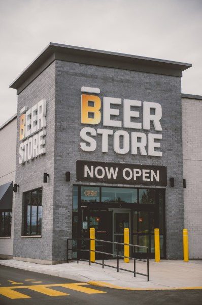Suds can be ordered in advance via a new app, the Beer Store announced Wednesday, June 29, 2016. (Photo: CNW Group/The Beer Store)
