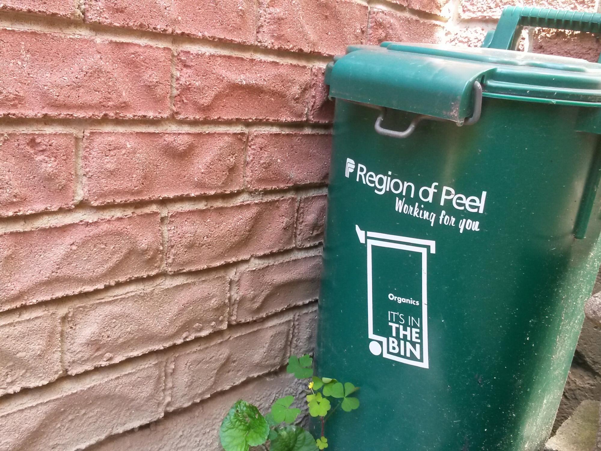 Return Those Green Bins Peel Residents
