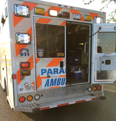 (Photo: Peel Paramedics)