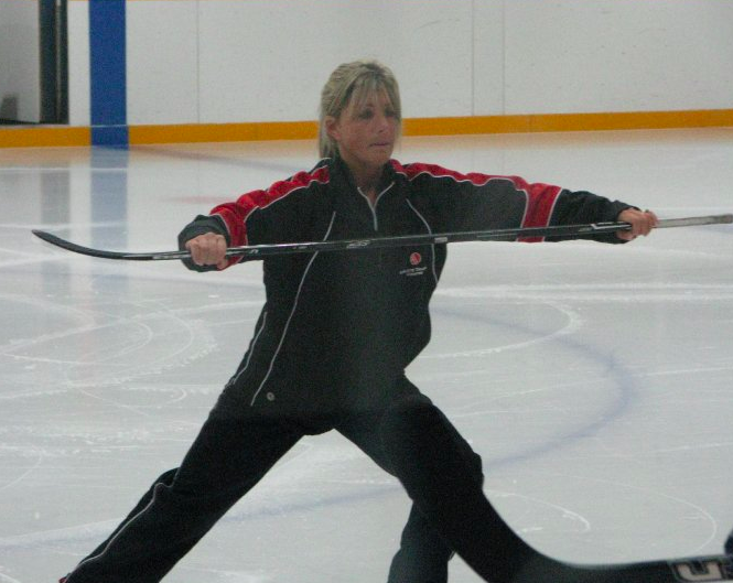 Skating coach Dawn Braid has joined the Arizona Coyotes as a full-time skating coach. She's worked extensively with the Athlete Training Centre in Mississauga. (Photo: The Athlete Training Centre)