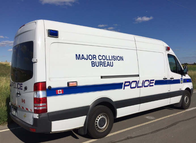 The major collision bureau is investigating a fatal crash in Brampton which took place Monday, Aug. 22, 2016. (Photo: Peel Regional Police)